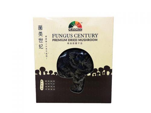PREMIUM DRIED BLACK FUNGUS (Auricularia polytricha) ±80 grams Pack