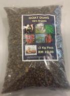 Goat Dung 2Kg