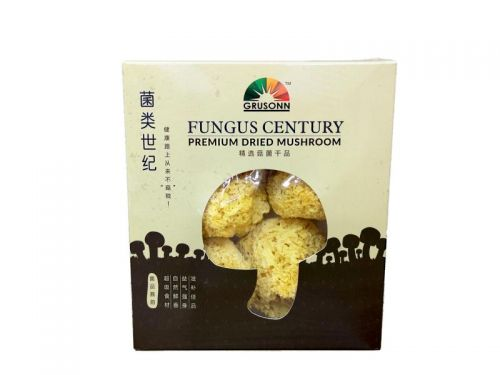 PREMIUM DRIED SNOW FUNGUS (Tremella fuciformis) ±130 grams Pack