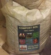 Compost Soil 20Kg