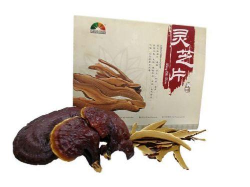LingZhi SLICES灵芝片 50g